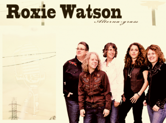 CSB/Roxy Music to help support Roxie Watson's new recording project