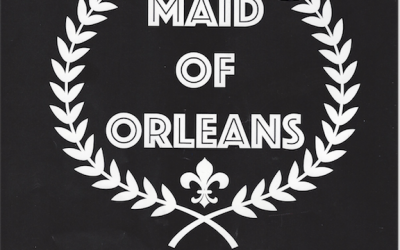 Maid of Orleans – Debut Show May 21st at Cafe Negril